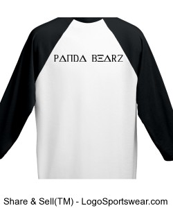 panda bearz longsleeve shirt Design Zoom